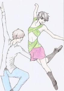 Raphael und Lucy